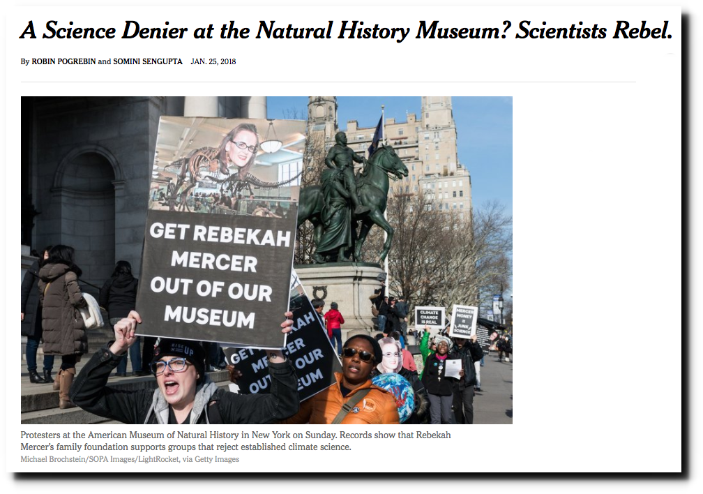 Natural Museum Of History Never Changes