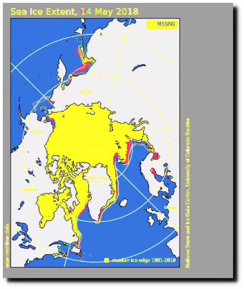 Arctic BS Goes Off-Scale | Real Climate Science