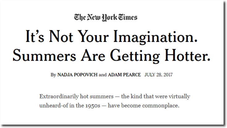 Its Not Your Imagination Special >> It S Not Your Imagination The New York Times Is Getting