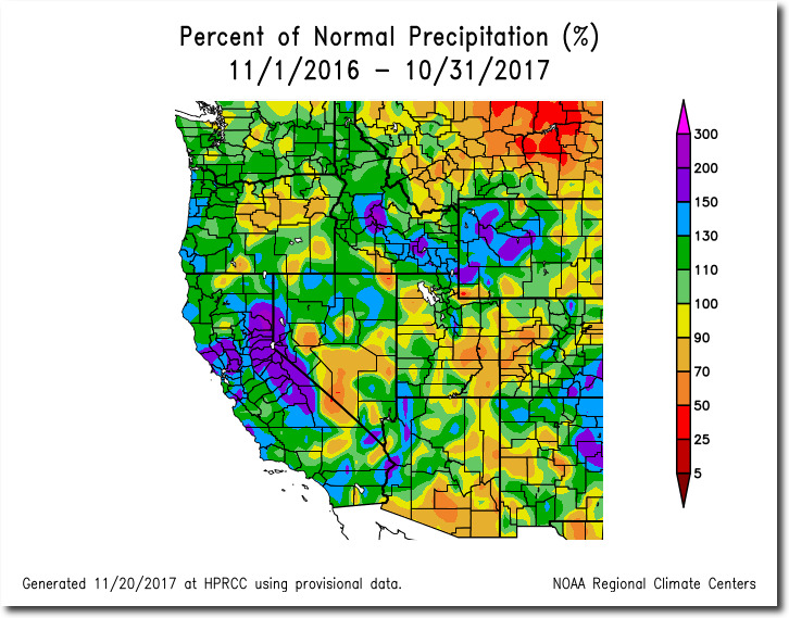 Drought And Fire Are The Normal Climate Of California | Real