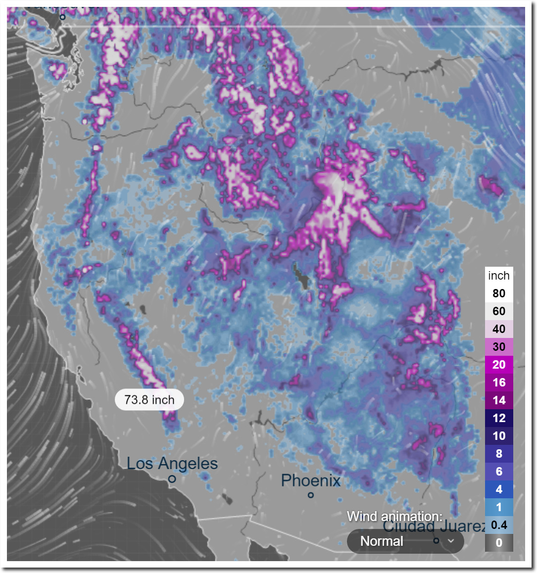 Declining Snow Cover Update | Real Climate Science