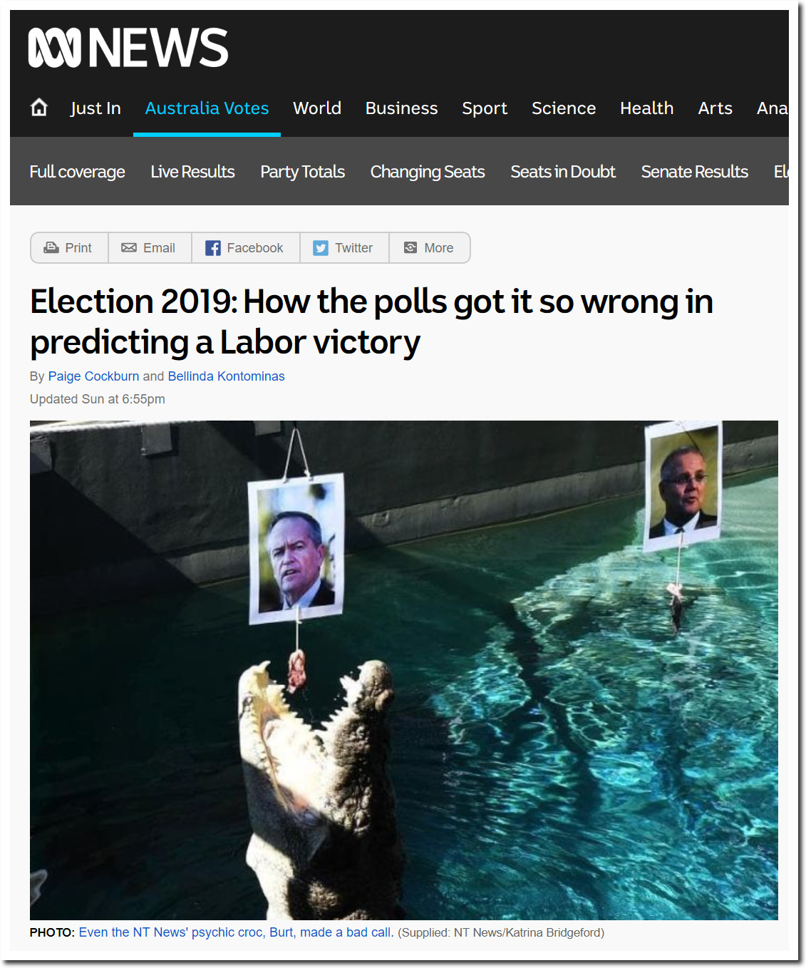 Polls Are Used To Manipulate People – Not Inform Them | The
